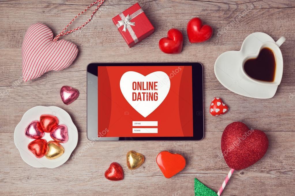 Online datování valentinky den