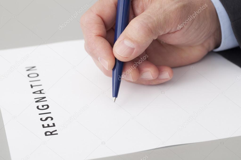 een brief schrijven
