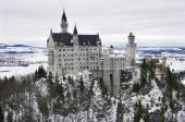 Schloss Neuschwanstein in Deutschland.
