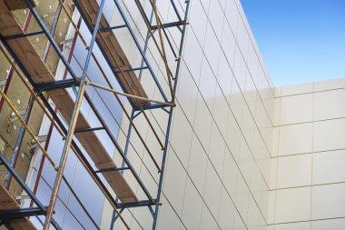 Insulation of facades