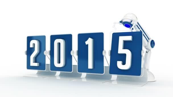 šťastný nový rok 2016