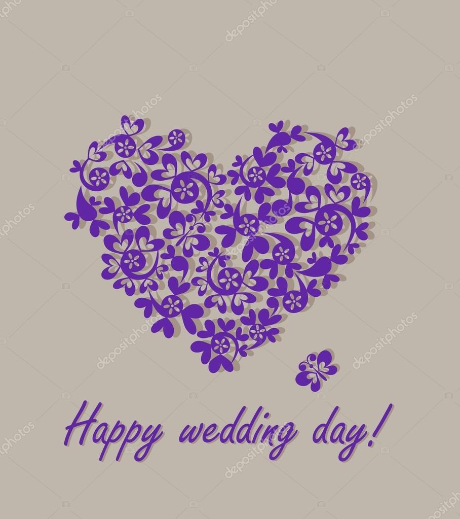 Happy Hochzeitstag