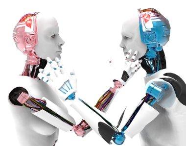 Lovers robot