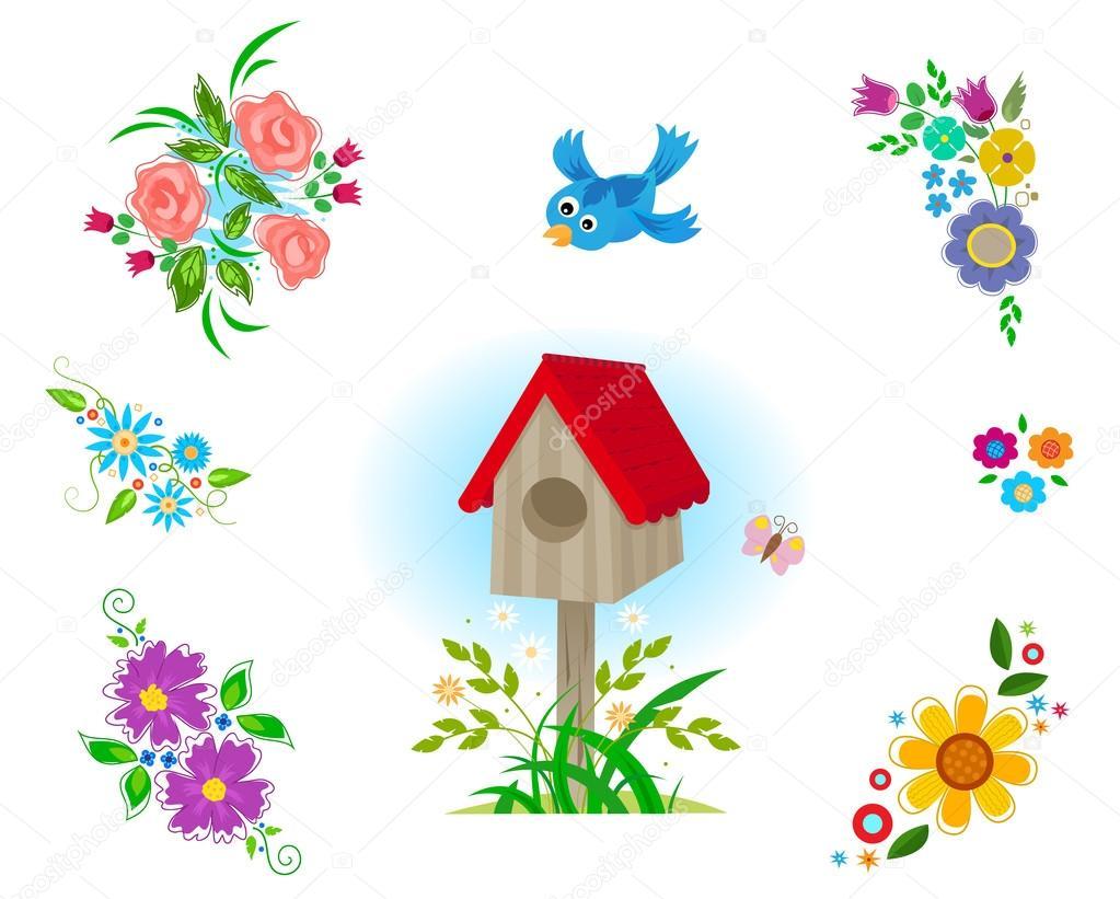 Flower Bouquet Clip Art - Daisy Family - Red Transparent PNG