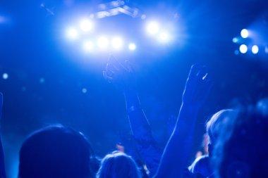 Raised Hands Concert