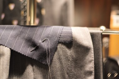 Suit Cloth Needle and Thread