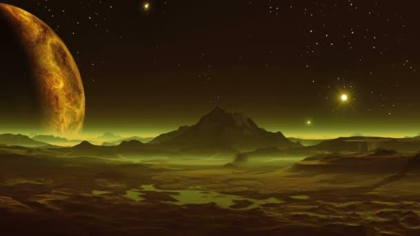 Planeta mimozemšťanů a UFO