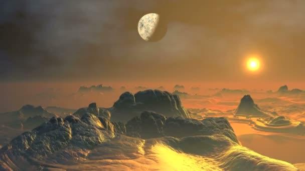 Misty idegen bolygón