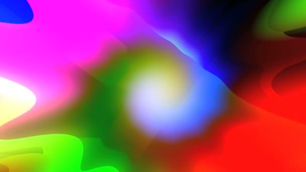 Zářivě barevné mandaly