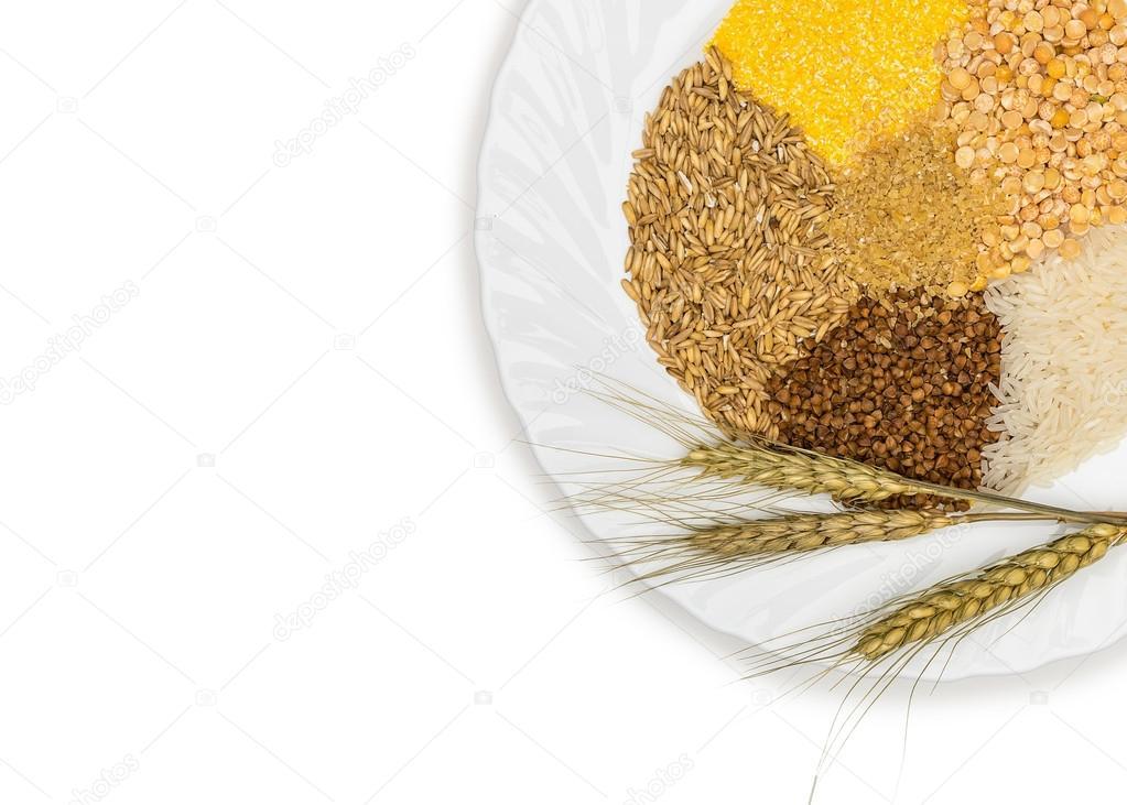 Фото рожь пшеница
