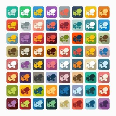 Cement Mixer icons