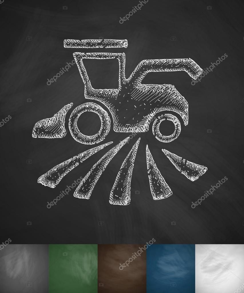 combine-harvester icon