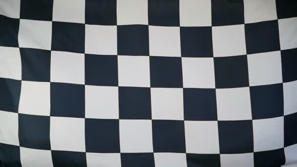 Slowmotion reale tessile finitura bandiera
