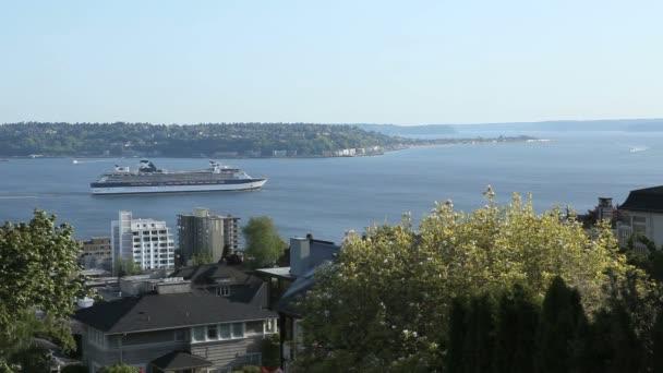Seattle parníku