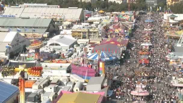 Oktoberfest-Luftbild