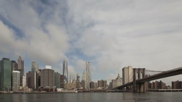 Manhattan skyline with World Trade Center