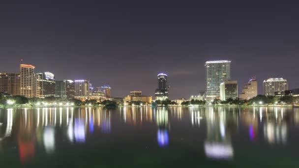 Orlando Panorama sunrise