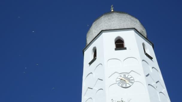Turm der Kirche Fraueninsel