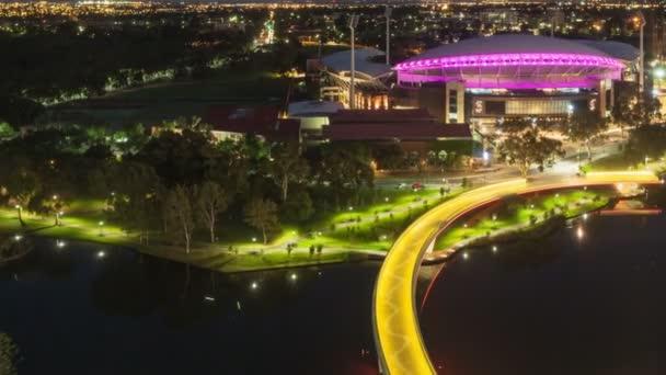 TimeLapse Adelaide ovális nagyítás