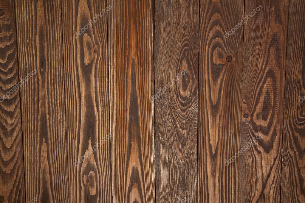 Braun Holz Hintergrund, Brett, Bürsten, rustikal — Stockfoto ...
