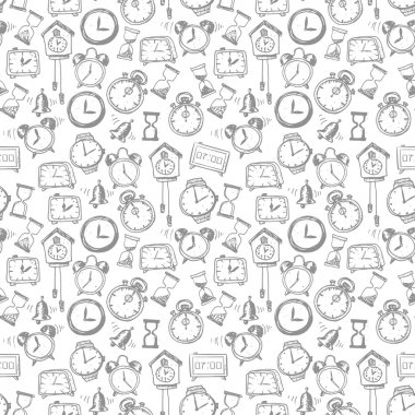 Doodle sketch watches