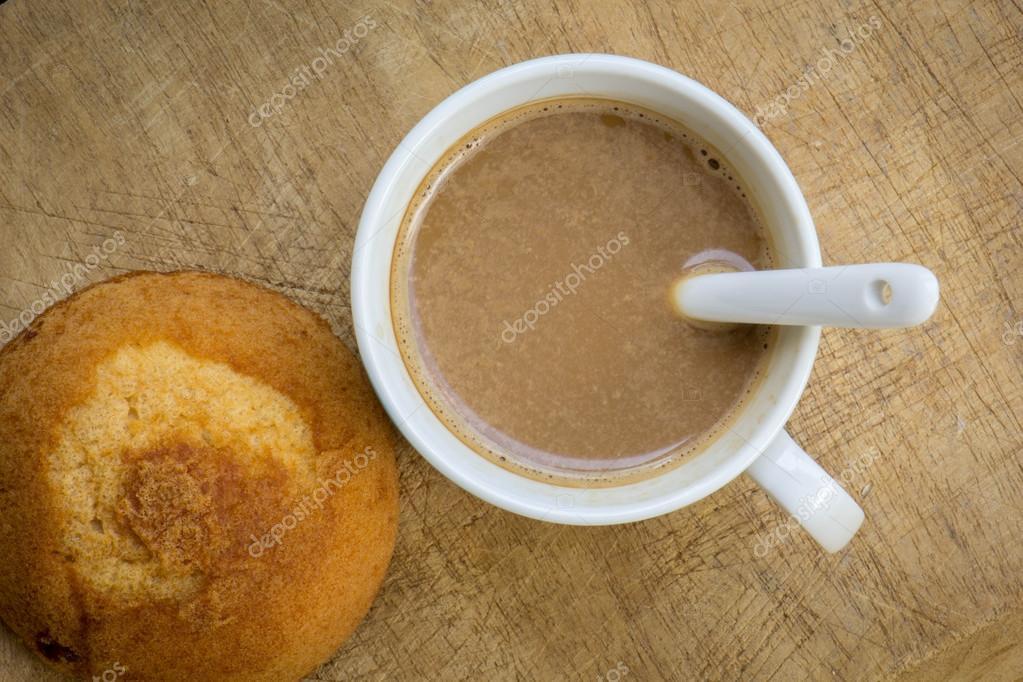 oben Duft, Hintergrund, gebacken, Bro, Frühstück, Getränke, schwarz ...