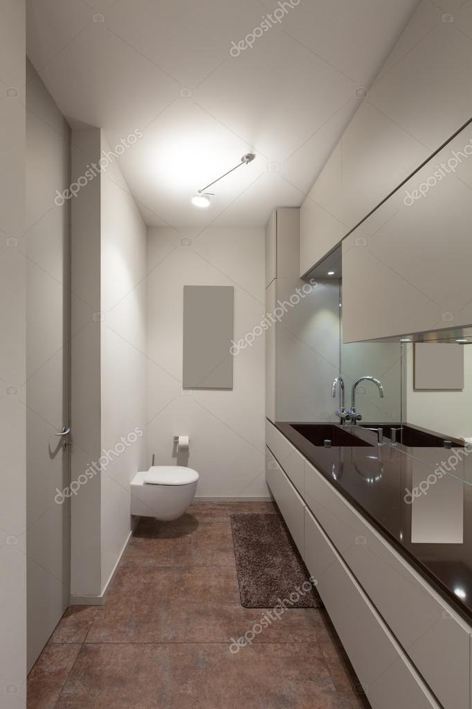 Interiores de ba os modernos foto de stock zveiger 107600092 - Interiores de banos ...
