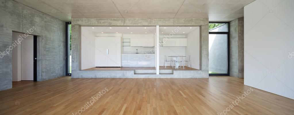 cocina de piso concreto — Foto de stock © Zveiger #110993690