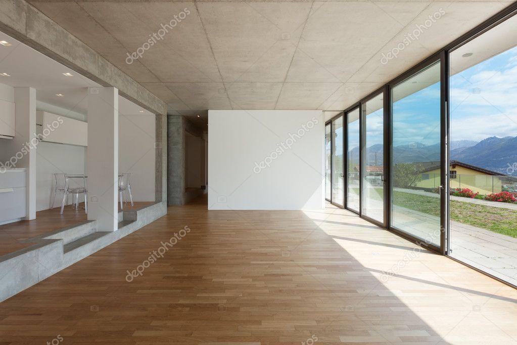 cocina de piso concreto — Foto de stock © Zveiger #110994124