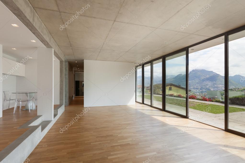 cocina de piso concreto — Fotos de Stock © Zveiger #110999382