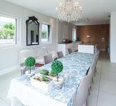 Fotografie moderní dům, jídelna