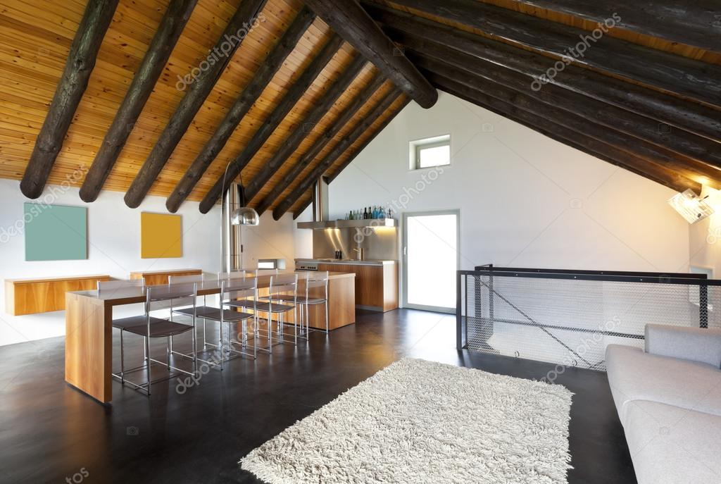 Exciting must see inspiring modern chalet interior design from