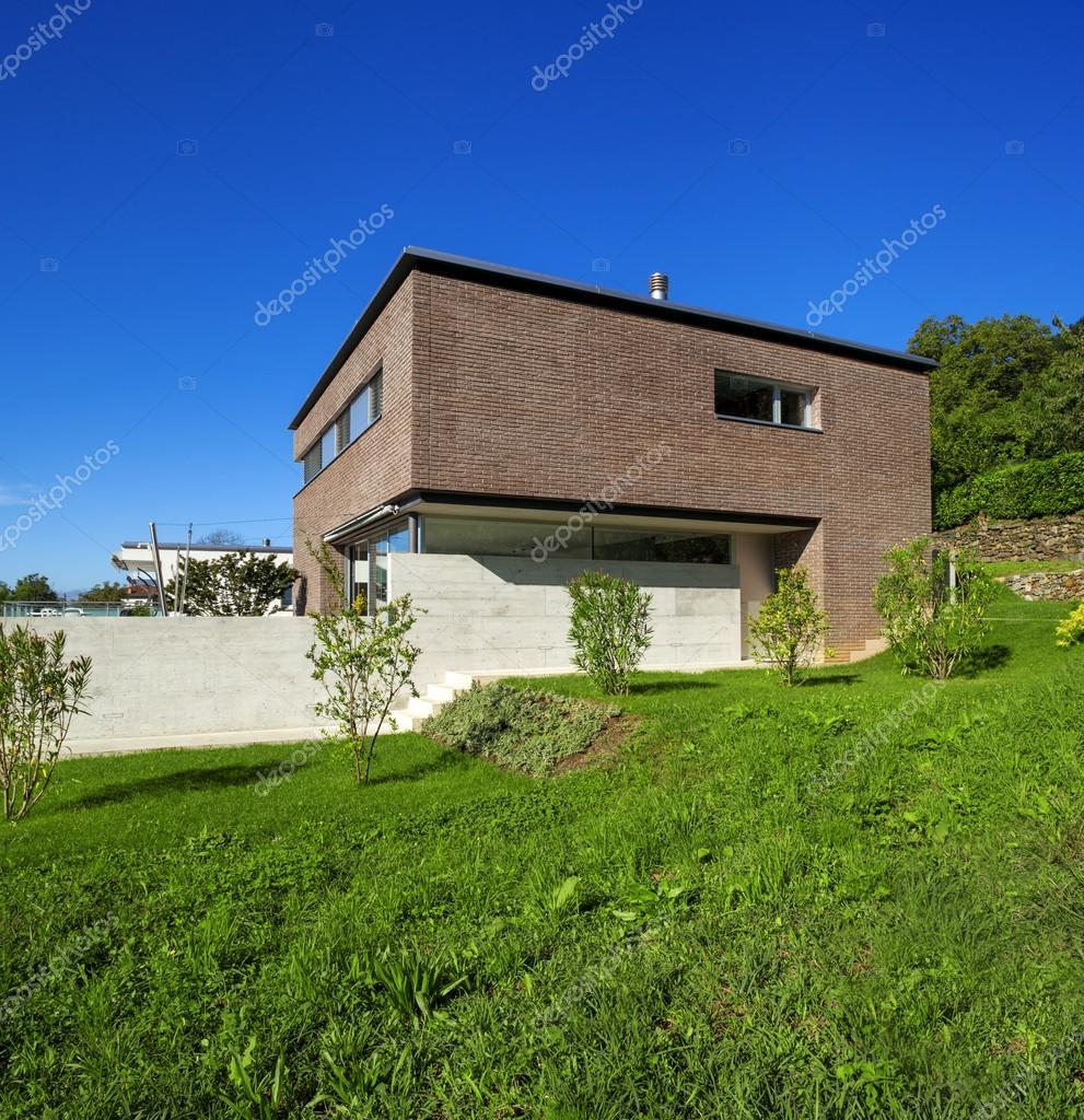 House of modern design exterior