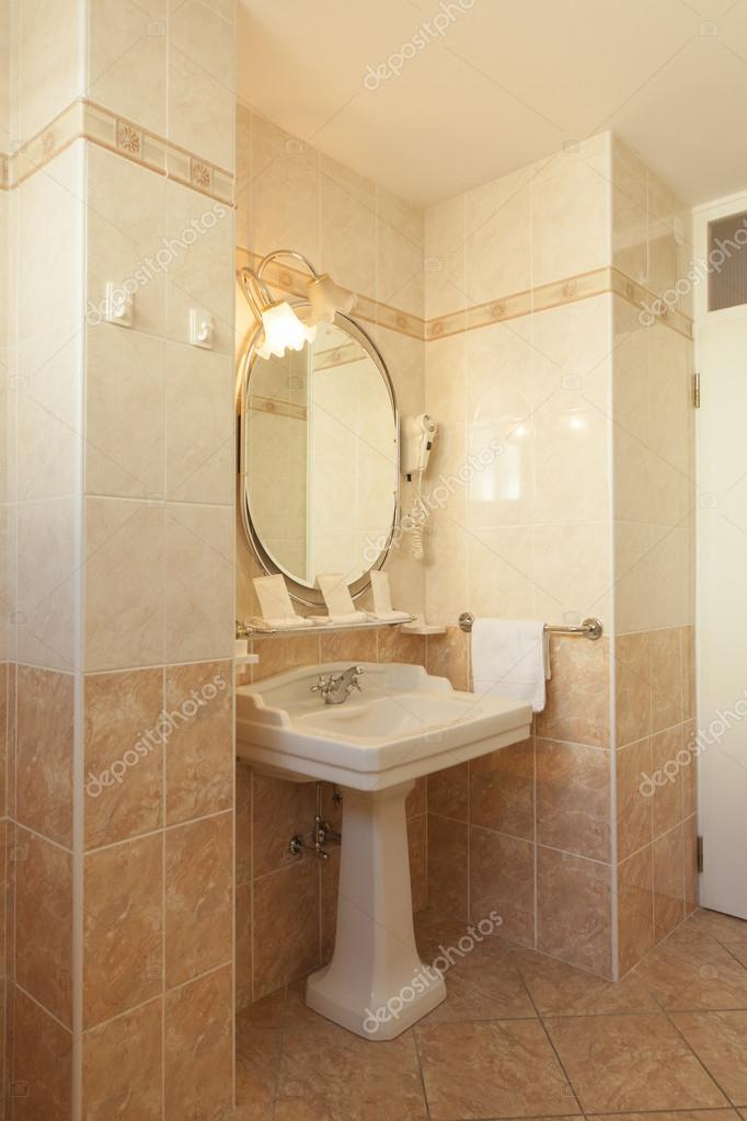 Classic Style Bathroom Stock Photo Zveiger 61123839