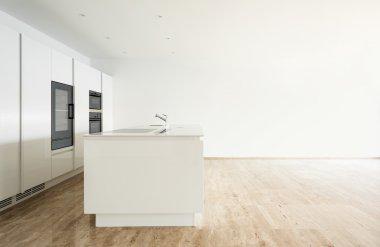Beautiful house, modern kitchen