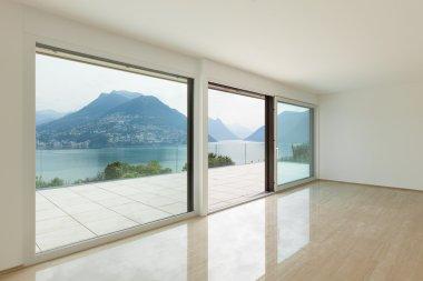 Interior, empty flat
