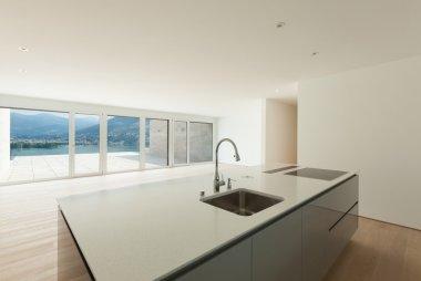 Modern kitchen, interior