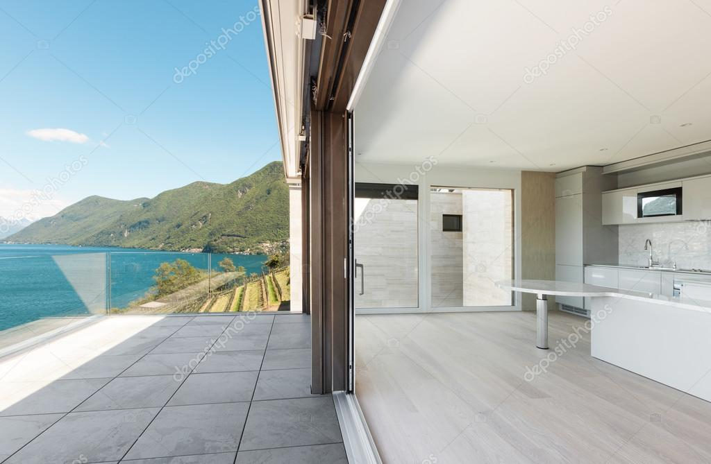 beautiful penthouse, veranda