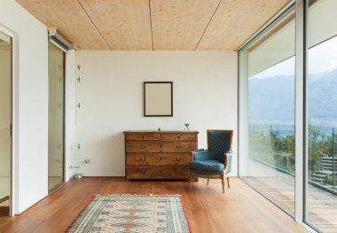Interior room with window