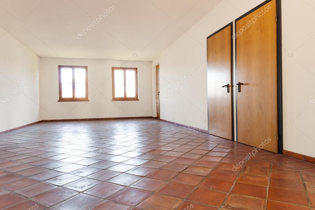 Architectuur huis interieur u stockfoto zveiger