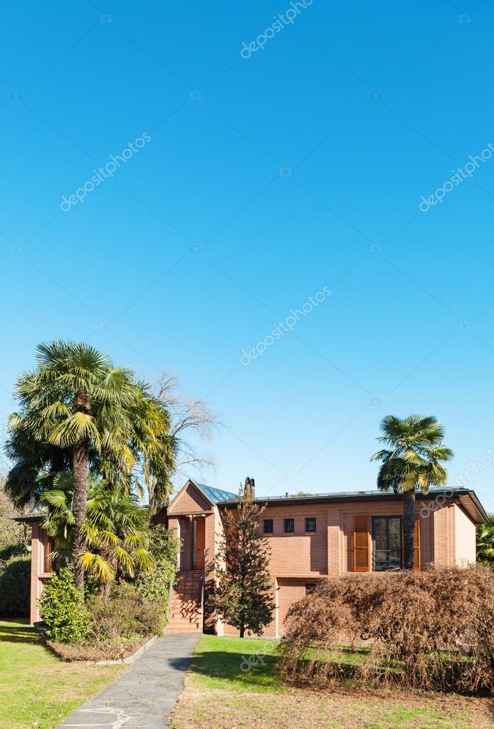 Architecture, house exterior
