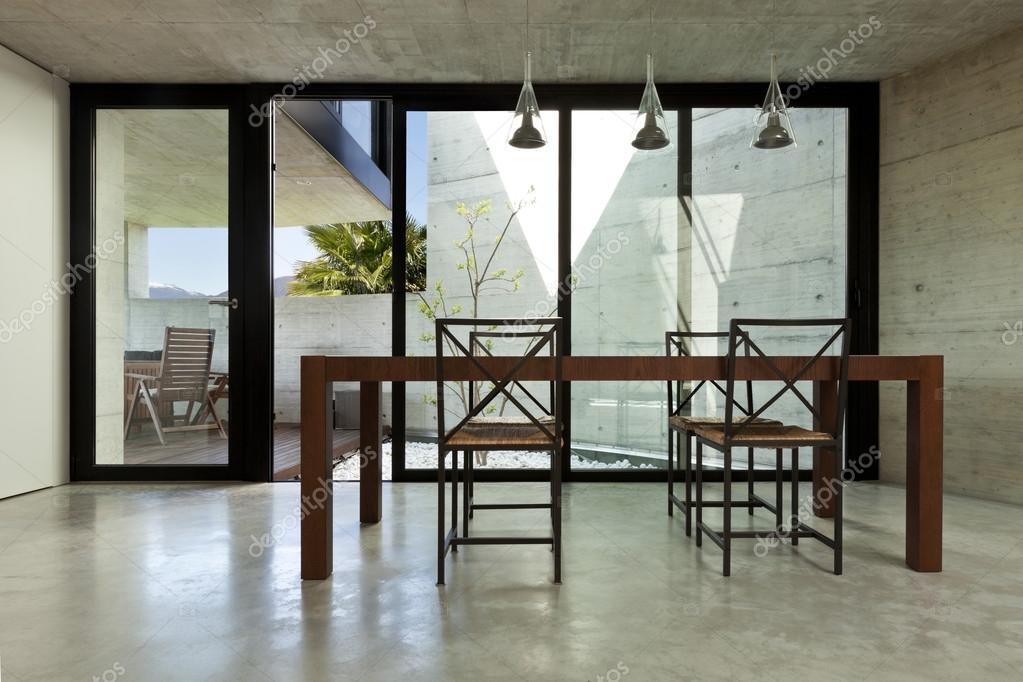 Casa moderna interni foto stock zveiger 66734551 for Interni casa moderna