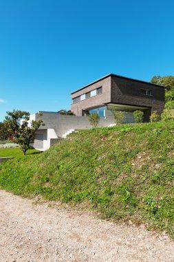 Architecture modern design, outdoors