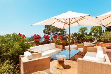 view of Beautiful terrace