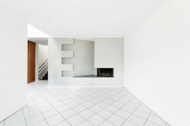 Interiors of empty apartment