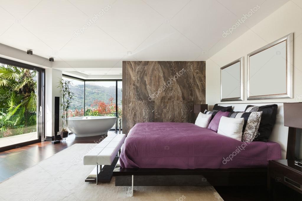 interieurs, luxe slaapkamers — Stockfoto © Zveiger #81162068