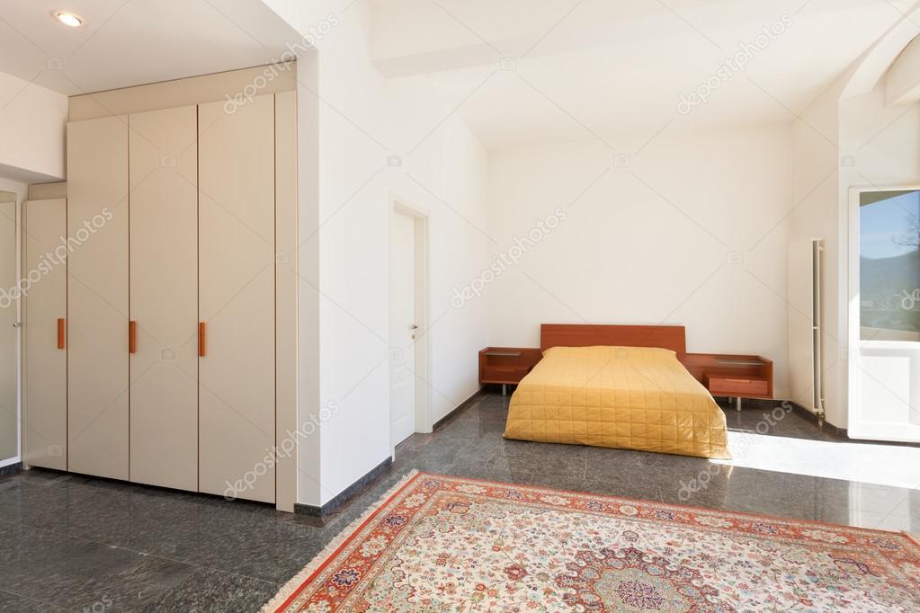 Interior home, bedroom