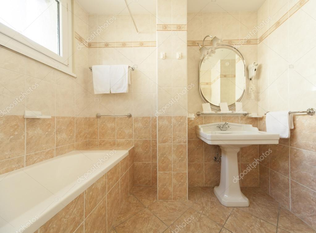 Classic Style Bathroom Stock Photo Zveiger 83841764