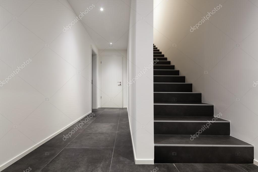 Ingresso Di Una Casa Moderna Foto Stock Zveiger 92777006