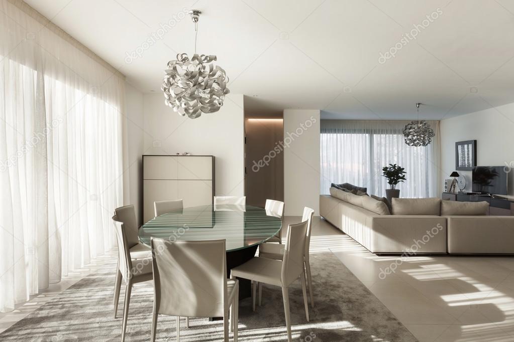 10 Comfortabele Woonkamers : Mooi appartement interieur u stockfoto zveiger